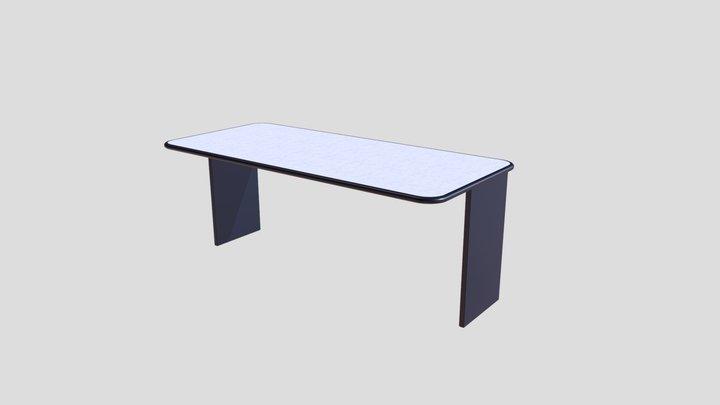 Table Bevel 3D Model
