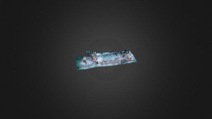 PS Herald boiler 3D Model