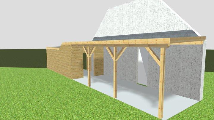 carport.xml 3D Model