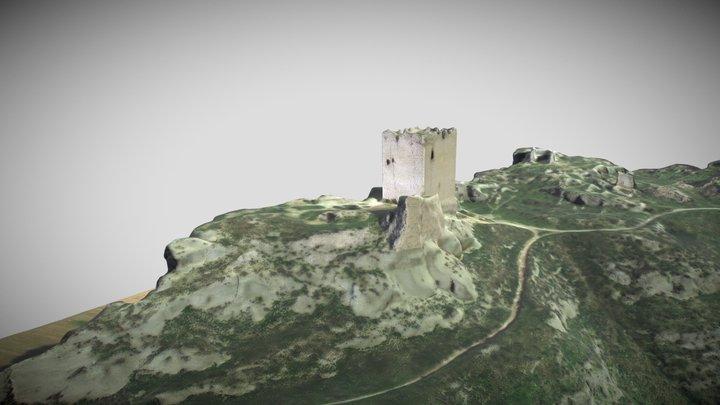 Castillo De Oreja en Aranjuez 3D Model