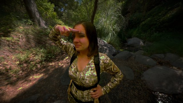 Caroline Folsom 3D Model