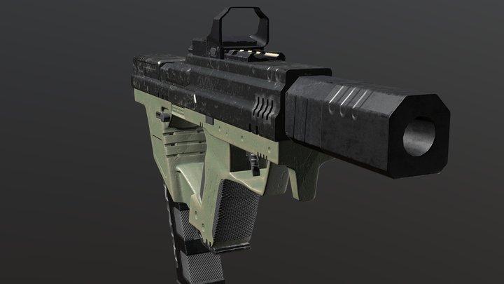 PDM 3D Model