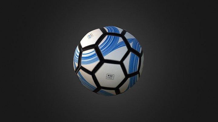 pelota + camara 2 3D Model