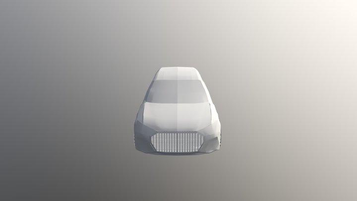coche 3D Model