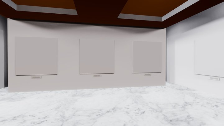 Instamuseum for @Chocolama 3D Model