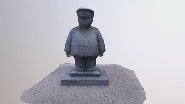 Toripoliisi by Agisoft Photoscan 3D Model