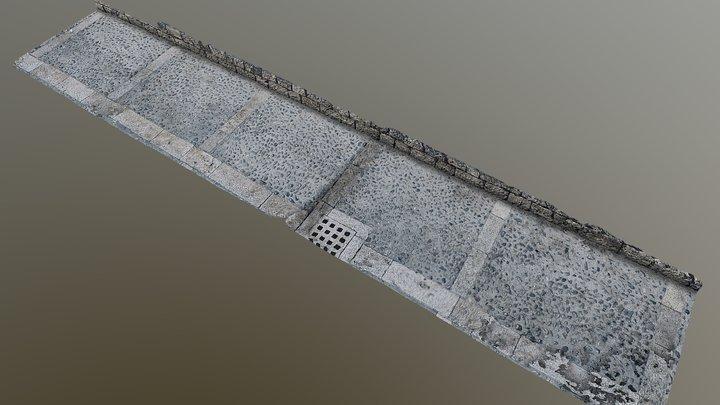 Road 01 3D Model