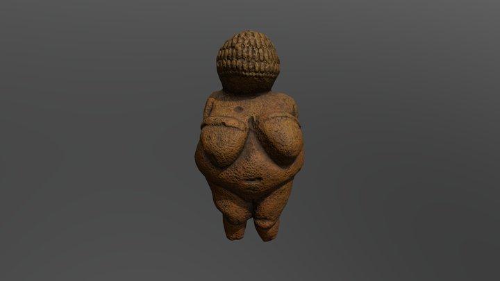Venus of Villendorf 3D Model