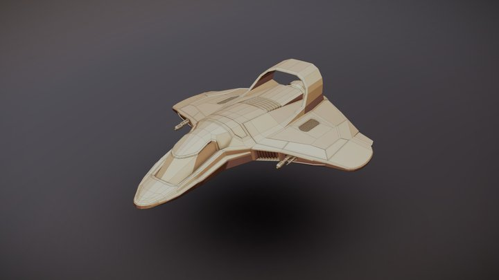 work in progress v. 14 3D Model