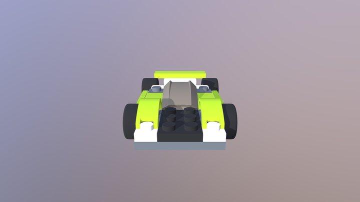 7452- Le Mans 3D Model