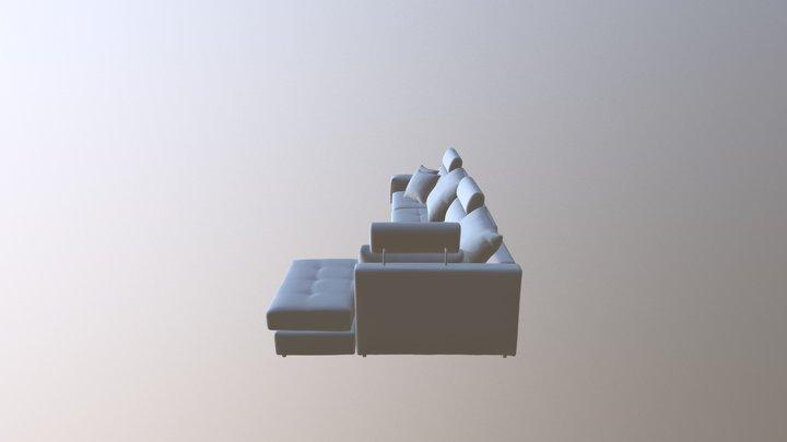 合成精简版01 3D Model