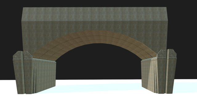COL 01 3D Model