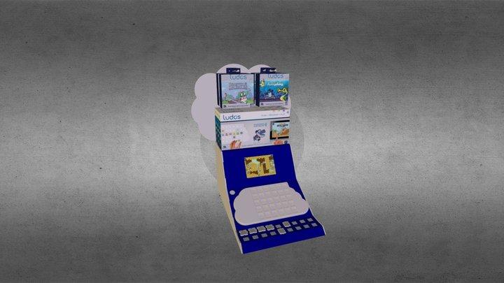PoP_Display_1 3D Model