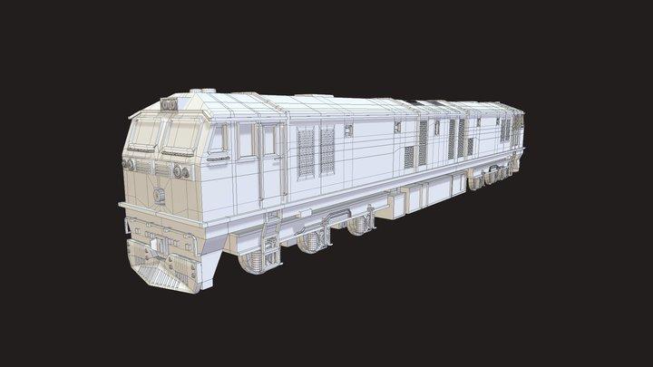 Gea 3D Model