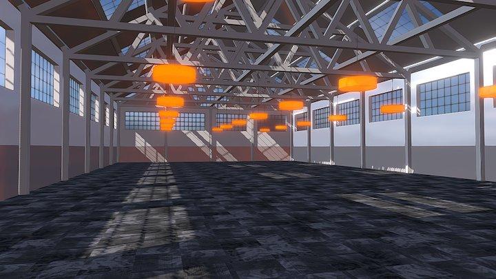Carpet Tile VR Experience 3D Model