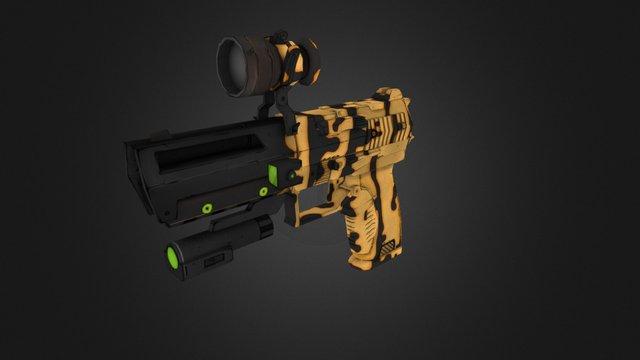Hornet 3D Model