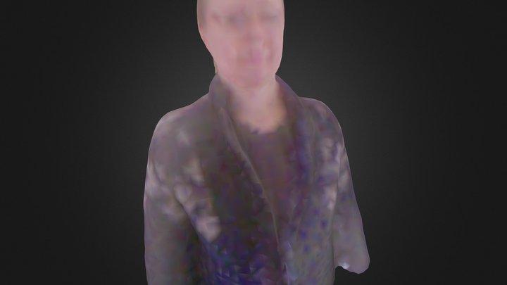 Leza 3D Model