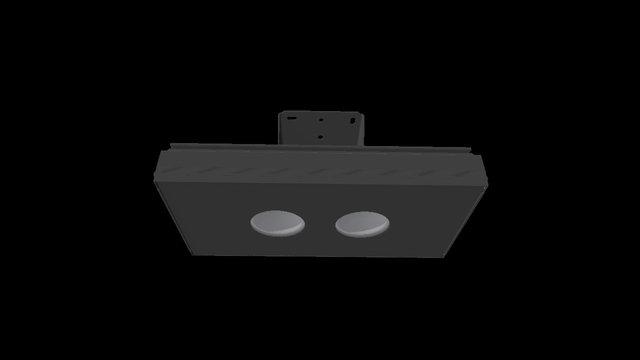 Techlumen LED PH-V-R 3D Model