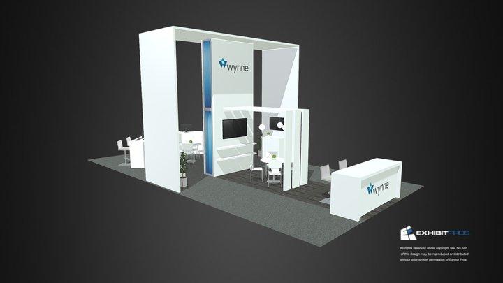 Wynne 3D Model
