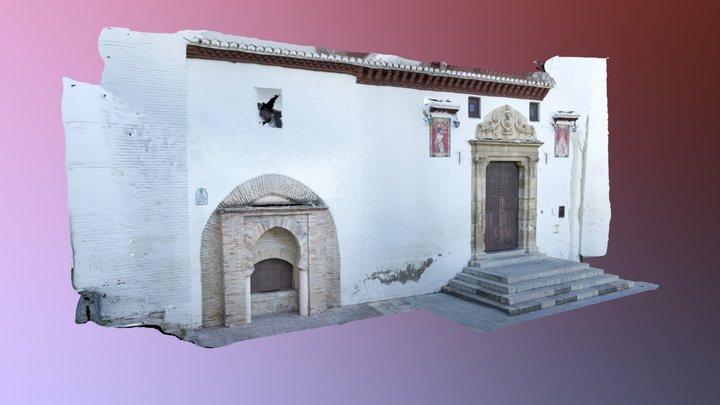 2018 2019 Amgr San Miguel 3D Model