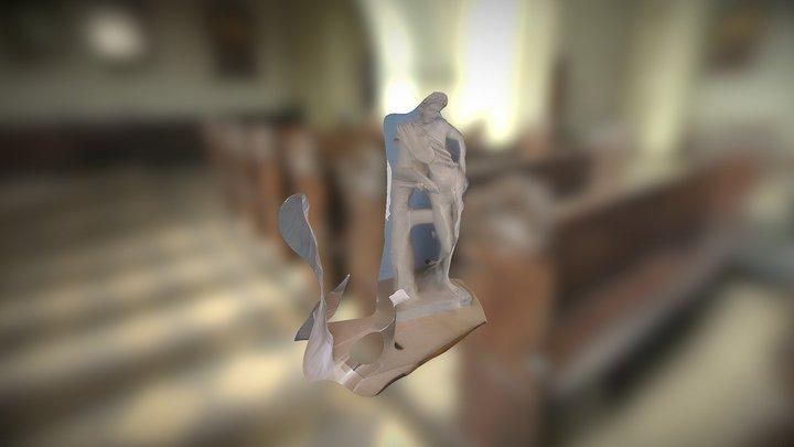 3823623 Dalton's Sculpture 3D Model