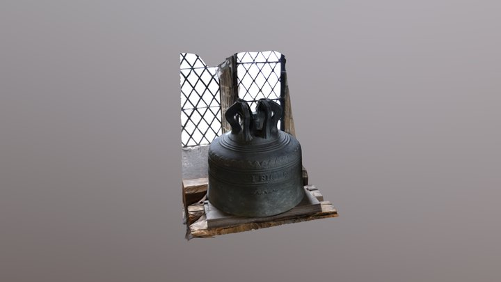 Elizabeth Bell 3D Model