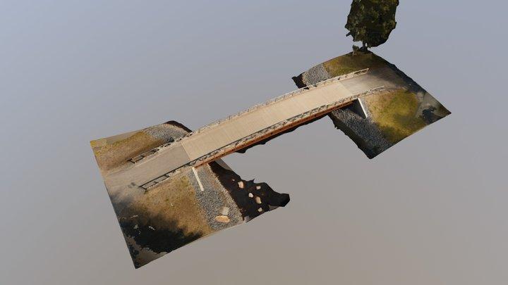 Törnävä bridge test 3D Model