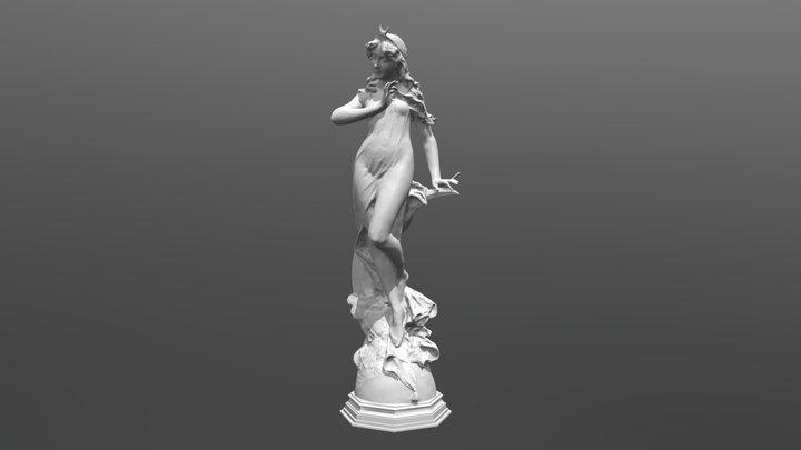 Diana Antonio Frilli 3D Model