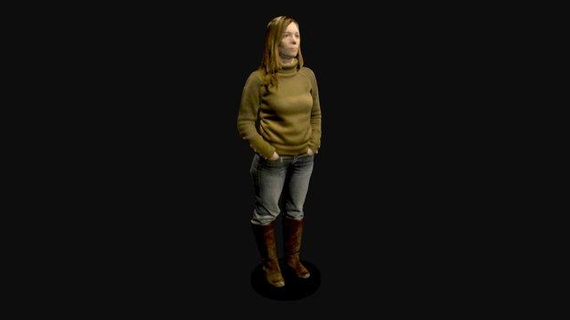 Maribel Peana Simpl 3D Model