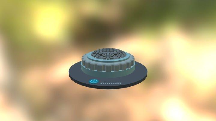 WIRELESSSOLAR 3D Model