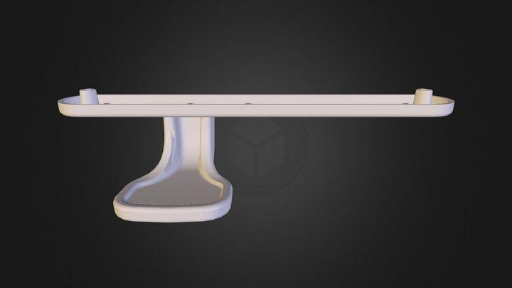 Çekme Kol 3D Model