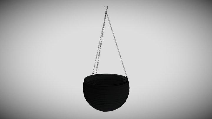 Hanging Pot 3D Model