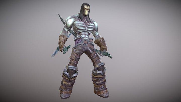 Death _ Darksiders II 3D Model