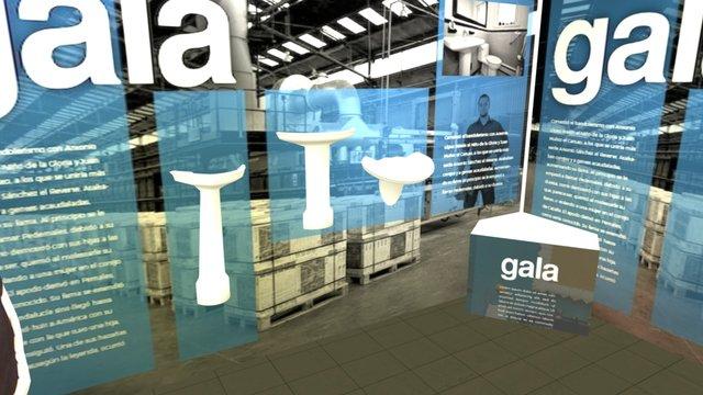 gala6 3D Model