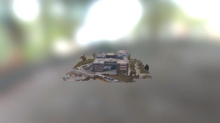Vedecký Park UK 3D Model