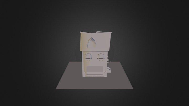 Inn 3D Model