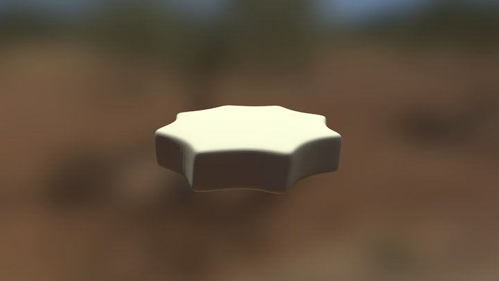 Litos Geometricos de Huentelauquen 3D Model