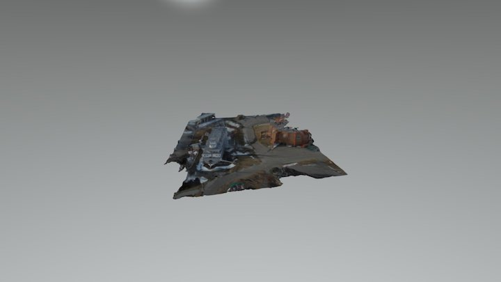 Ss Nenana Test 3D Model