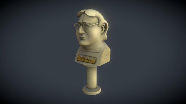 Gaben Vow 3D Model