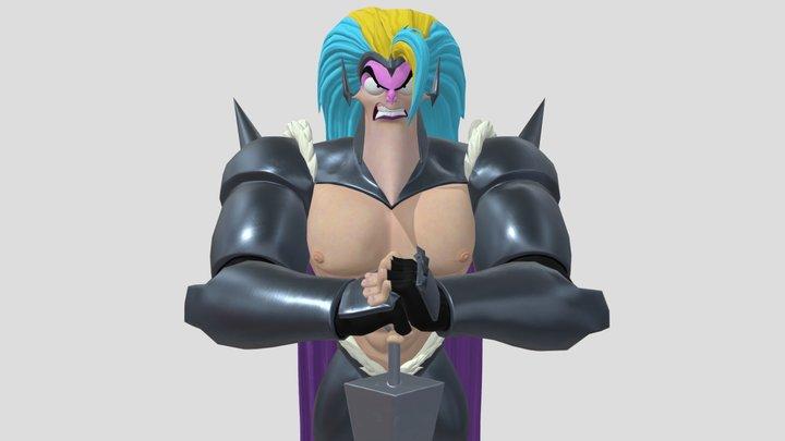 Killgar v2 3D Model