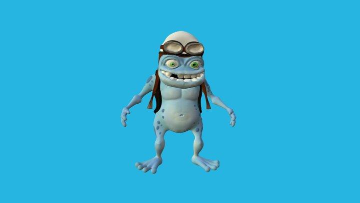 Crazy Frog 3D Model