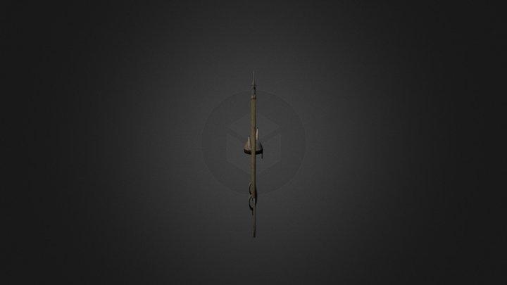 Barbare 3D Model