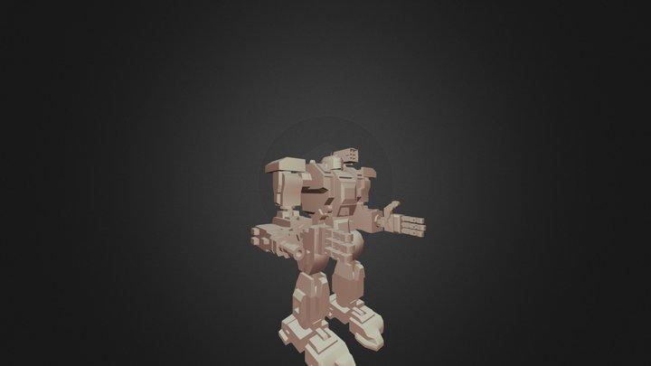 Sagan-1 3D Model