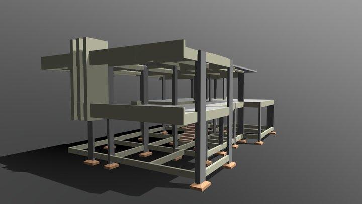 RESIDENCIA A | L 3D Model