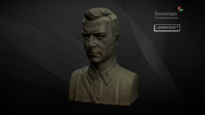 Scout Viktor Lyagin 3D Model