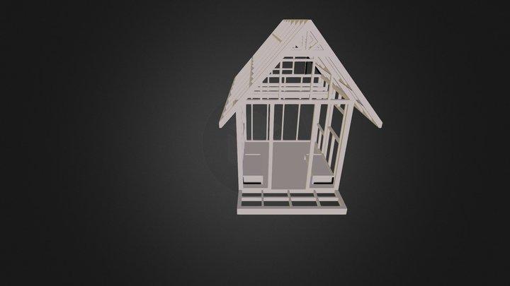 microcottage05 3D Model