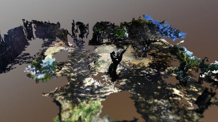 Orchard 3D Model