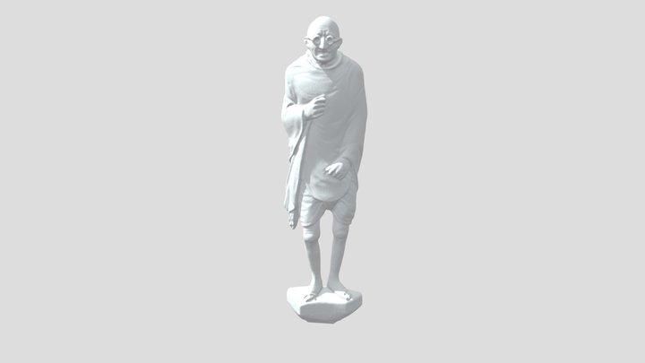 Small Sculpture 3D Model
