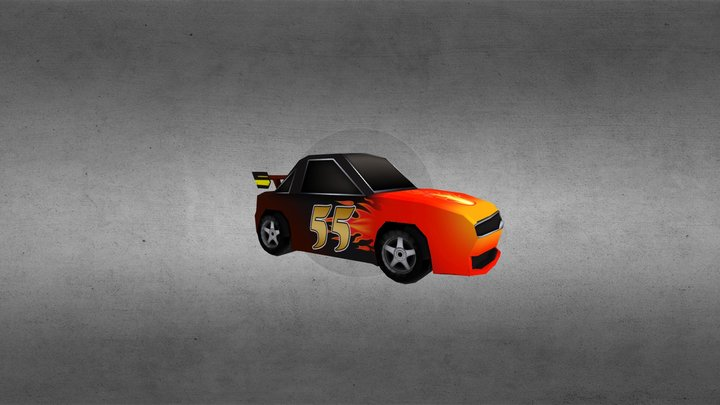Smooth Ride 3D Model