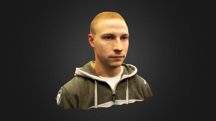 Костя Павлов 3D Model